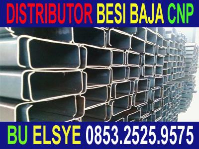 Distributor Besi Baja Kanal CNP Surabaya Bu Elsye 0853-2525-9575 ukuran 60 75 100 125 150 200 GB2